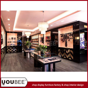 5bf10e7c049 China Luxury Ladies′ Lingerie Display Showcases for Underwear Store Design  - China Lingerie Shop Design