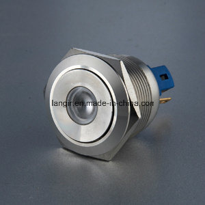22mm DOT Stainless Steel Metal LED Indicator pictures & photos