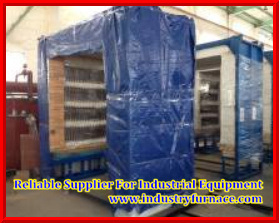 Resistance Furnace Heat Treatment Furnace with Trolley pictures & photos