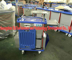 Storage Trolley, Mobile Emergency Trolley, Movable Filing Cabinet pictures & photos