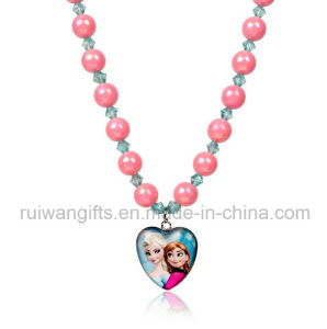 Wholesale Frozen Necklace for Kids Jewelry pictures & photos