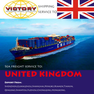Sea Freight From China to Felixstowe, Southampton, UK (Sea freight)
