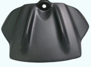 Carbon Fiber Motorcycle Parts Matt Finishing pictures & photos