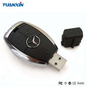 High Speed Promotion Mercedes Benz Key USB Flash Drive