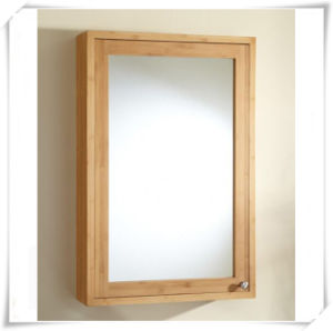 Natual Bamboo Bathroom Mirror Frame with Modern Style pictures & photos