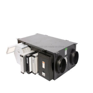 Powerful Fresh Air Handling with Heat Recovery Ventilation System (THB500)
