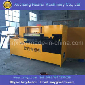 Construction Steel Bar Bending Machine/Automatic Rebar Cutting and Bending Machine pictures & photos