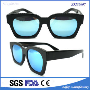High Quality Acetate Fashion Polarized Sunglasses of Unisex Eyeglasses