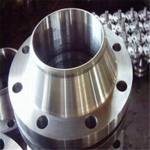 ASTM A694 F52 Flange Wnrf, F60 Welding Neck Flange, A694 F65 Weld Neck Flanges pictures & photos