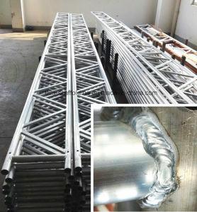 China 450mm 750mm Alloy Scaffold Beams Aluminium Lattice