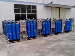 Industrial Stainless Steel Pure Water Treatment Machine Ck-RO-500L pictures & photos