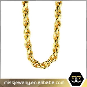 Chain Design In Gold