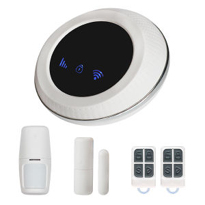 Smart Home GSM WiFi Alarm System with Low Battery Indicate Function pictures & photos
