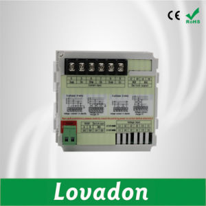 Lh-3AV2y Three Phase Digital Voltage Meter with 3 Years Warranty Meter LCD Display pictures & photos