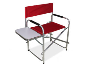 Steel Foldable Director Chair With Cup Holder