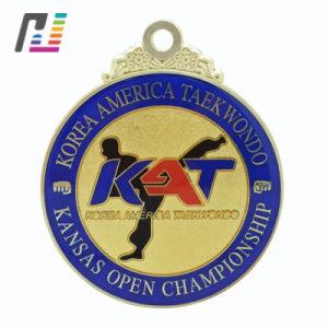 Russia Souvenir Taekwondo Game Medal Wholesale