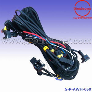 txl 20# 2 pin connector waterproof fuel inject wiring harness
