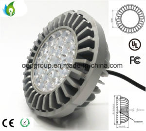 30W AR111 LED Spotlight with Osram S5 LEDs and Built-out Driver 100-277VAC 95lm/W pictures & photos