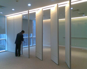 Melamine Board Partition, Melamine Board Movable Partition, Office Movable  Wall
