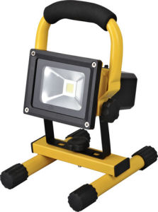 20W Portable Rechargeable LED Flood Light Dimmable