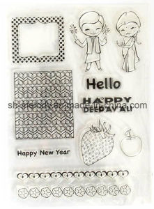 Clear Stamp for Scrapbooking & Paper Crafts pictures & photos
