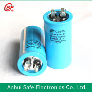 Polypropylene Capacitor CBB65 pictures & photos