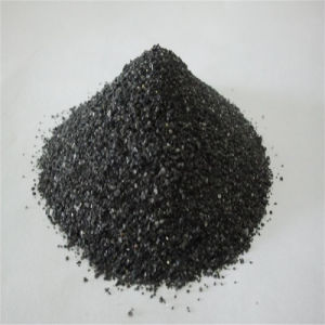 Black Crystal/Silica/Quartz Sand for Quratz/Artificial Stone pictures & photos