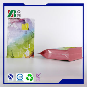 Customzied Printed 8 Side Seal Bag pictures & photos