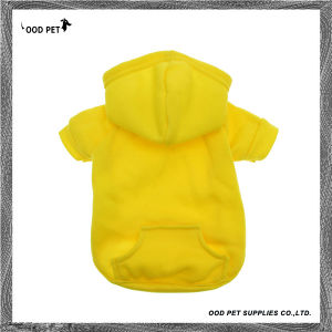 Pet Clothing Dog Sweatshirts Basic Dog Hoodies Sph6001-14 pictures & photos
