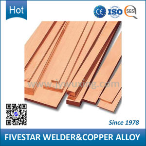Chromium Zirconium Copper Alloy Sheet with High Conductivity pictures & photos