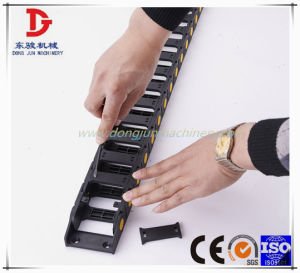 Plastic Accessories Cable Carriers Chain Made by Dongjun Factory