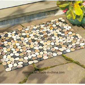 Natural Pebble Floor Mat pictures & photos