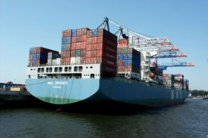Container Shipping From Ningbo/China to Boston Teesport Thamesport UK