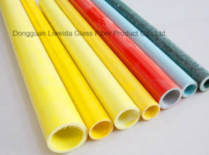 Nonstaining and Heat-Resistance Fiberglass FRP Tube/Pole for Tool Handle