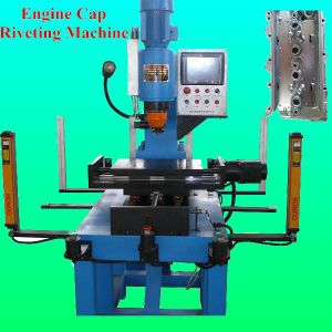 Engine Cap Riveting Machine