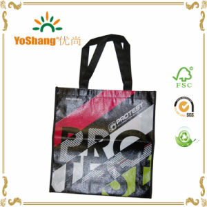 Recyclable Eco-Friendly Customized Laminated PP Non Woven Shopping Bag pictures & photos