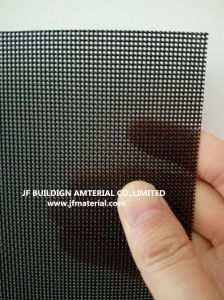 Stainless Steel Wire Mesh Security Window Screen for Austrilia Maket 11*0.8mm pictures & photos