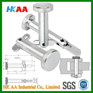 Stainless Steel Locking Pins with Stainless Steel Slide pictures & photos