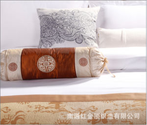 Jacquard Hotel Bedding Set Linen
