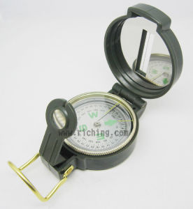 Military Style Compass for Hunting Products #T-45-1m