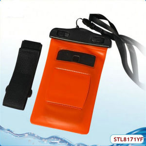 Fashion Design TPU Waterproof Bag Dry Bag Waterproof Case for Mobile Phone