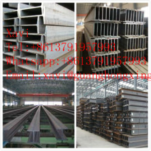 Hot Rolled Steel Channel for Construct/Building Ss400/Q235/S235jr