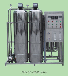 Chunke Water Treatment Equipment for Drinking Water 3000L/H pictures & photos