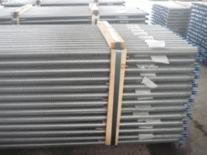 Industrial Finned Steel Tube, Double Rolling Type of Extruding Aluminum Finned Tube pictures & photos