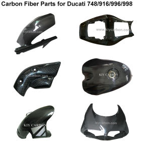 Carbon Fiber Motorcycle Body Kit for Ducati 748/916/996/998 pictures & photos
