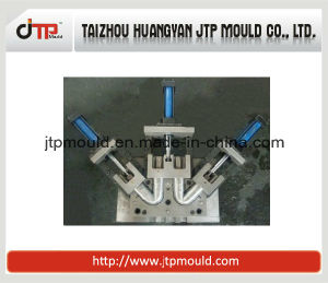 2 Cavities High Quality Injection Mould of Plastic Pipe Fitting Mold pictures & photos