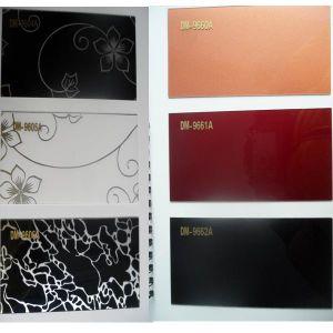 1mm High Glossy Acrylic Sheet for Furniture Door Panels (DEMET)
