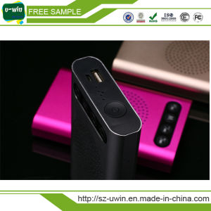 Portable Power Bank with Speaker for iPhone