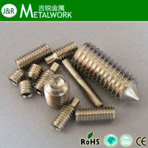 Stainless Steel Set Screw DIN914 pictures & photos