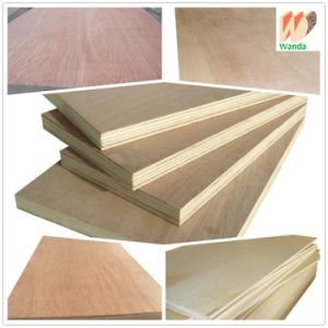 18mm Commercial Plywood